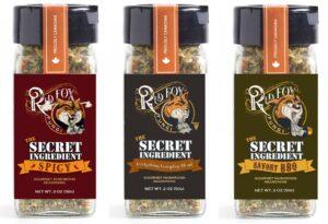 The Secret Ingredient - Gourmet Mushroom Seasonings
